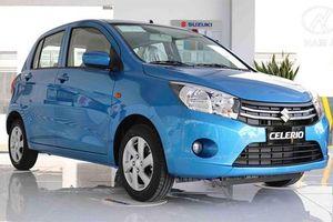 Suzuki Celerio, xe ô tô tiết kiệm xăng như xe máy