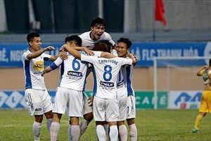 CLB HAGL đón tin vui trước thềm vòng 11 V.League