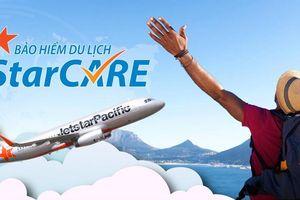 Bảo hiểm du lịch StarCARE dành riêng cho hành khách Jetstar Pacific Airlines