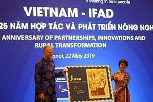 IFAD cam kết tiếp tục hỗ trợ Việt Nam giảm nghèo