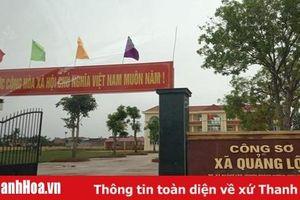 Xã Quảng Lộc (Quảng Xương): Vi phạm trong quản lý đất đai, nhiều cán bộ bị khởi tố