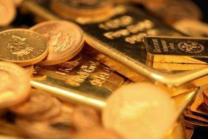 Giá vàng ngày 22/5 chạm mức thấp nhất trong 2 tuần
