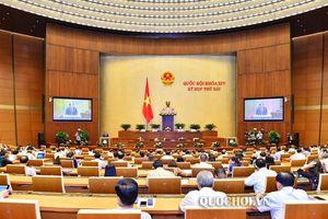Thông cáo số 03 kỳ họp thứ 7, Quốc hội khóa xiv