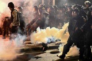 Indonesia: 6 người thiệt mạng trong vụ đụng độ giữa cảnh sát và người biểu tình về kết quả bầu cử