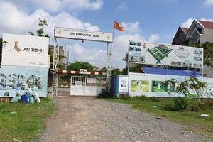 TP HCM: Sống 'thiếu tự do' tại dự án Khu dân cư An Thịnh