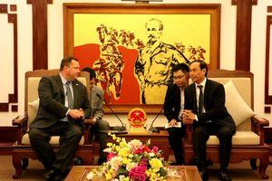USTDA mong muốn hợp tác nhiều lĩnh vực GTVT, nhất là hàng không với Việt Nam