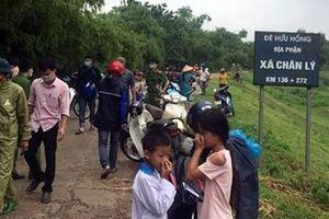 Bắt nghi phạm sát hại lái xe ôm ở triền đê Hữu Hồng