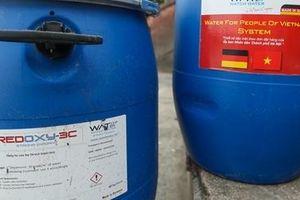 Thử nghiệm xử lý nước thải bằng chế phẩm Redoxy 3C