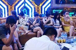 Xử phạt cơ sở karaoke hơn 30 triệu đồng vì để khách dùng ma túy