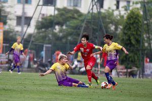 Giải Nữ Cúp Quốc gia 2019: Hà Nội và Phong Phú Hà Nam thị uy sức mạnh