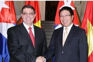 Thúc đẩy quan hệ Việt Nam - Cuba ngày càng phát triển hiệu quả, thiết thực