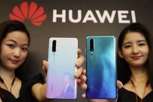Các nhà mạng ở châu Á ngoảnh mặt với smartphone của Huawei