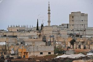 Quân đội Syria bắn hạ máy bay không người lái ở Hama