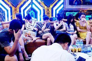 Quán karaoke có khách sử dụng ma túy bị phạt 32 triệu