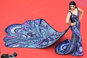 Những bộ cánh ấn tượng nhất của mỹ nhân châu Á tại Cannes 4 năm qua