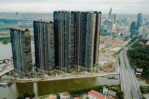 Bất động sản dẫn đầu thu hút FDI tại TP.HCM