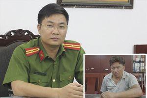 Cảnh sát kể lại 32 giờ phá án, bắt giữ 'gã đồ tể' sát hại 3 mạng người