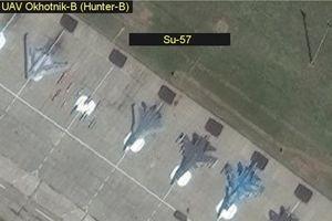 Lộ hình ảnh UCAV nặng trên 20 tấn của Nga