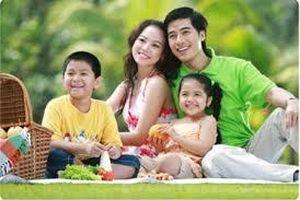 Thí điểm 'Bộ tiêu chí ứng xử trong gia đình' tại 12 tỉnh/thành