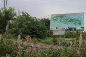 Dự án KĐT Hà Nội Westgate bỏ hoang hơn 10 năm, kho xưởng 'mọc' tràn lan