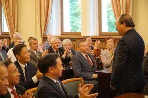 Thủ tướng Nguyễn Xuân Phúc tiếp một số tổ chức xã hội Nga