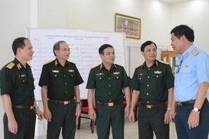 Tập huấn nghiệp vụ ngành Điều tra hình sự quân đội