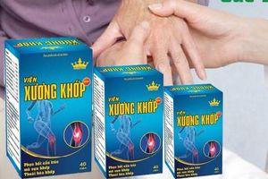 Viên xương khớp Kingphar New quảng cáo 'láo': NTD phản ứng thế nào?