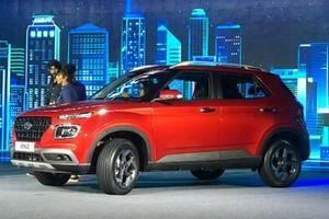 Chi tiết Hyundai Venue giá chỉ 218 triệu đồng tại Ấn Độ