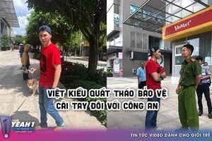 Thanh niên Việt kiều gây phẫn nộ khi xưng 'mày - tao' với người lớn tuổi
