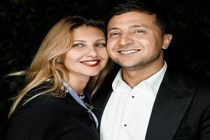Chuyện tình đẹp như mơ của vợ chồng tân Tổng thống Ukraine