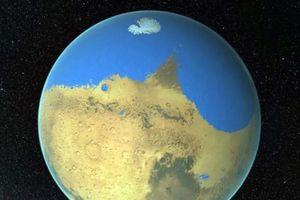 Tiết lộ 'sốc' lý do sao Hỏa mất nước