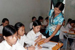 Tạo điều kiện cho giáo viên chủ động, sáng tạo thực hiện chương trình