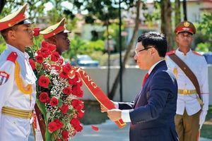 Những ngày ở La Habana và Washington của Phó Thủ tướng Phạm Bình Minh