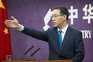 Trung Quốc trao kháng nghị cho Mỹ về vụ Huawei, kêu gọi Washington hành xử sáng suốt