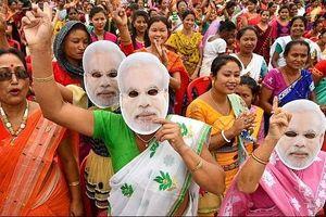 Bầu cử tại Ấn Độ: Thời đại Modi bước sang chương mới