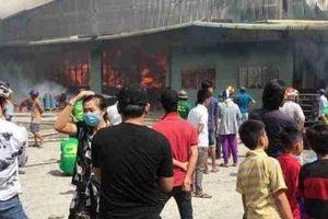 Tiền Giang: Vụ hỏa hoạn tại kho sầu riêng thiệt hại hàng tỷ đồng có dấu hiệu 'chìm xuồng'?
