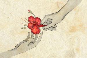 Đức Tuấn kể chuyện mùa hạ cuối cùng bằng tranh vẽ của họa sĩ Tạ Bạch Dương
