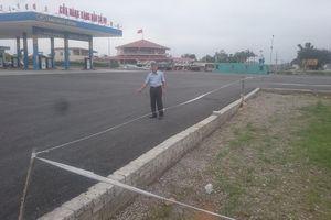 Quảng Xương (Thanh Hóa): cửa hàng xăng dầu bị tố lấn đất của một hộ dân