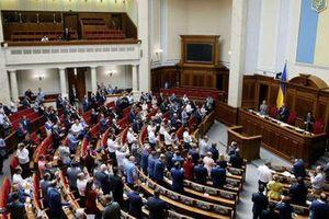 Tân Tổng thống Zelenskiy 'nếm trái đắng' đầu tiên từ Quốc hội Ukraine