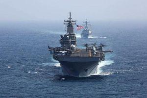 Mỹ cân nhắc đề nghị phái 5.000 binh sĩ tới Trung Đông
