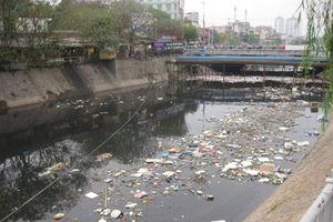 Nguồn nước sông Sài Gòn đang ô nhiễm nghiêm trọng