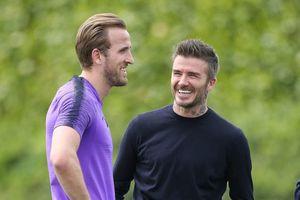 Beckham tiếp lửa Tottenham trước đại chiến Liverpool ở C1