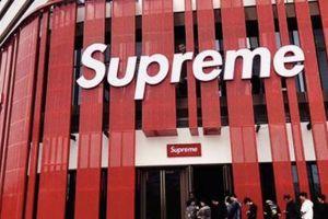 Supreme Italia mở cửa hàng thứ hai tại Thượng Hải để bán hàng giả