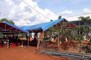 Hai vợ chồng bị sét đánh tử vong dưới gốc cây