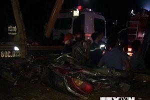 Danh tính các nạn nhân trong vụ lật xe khách tại Đồng Nai