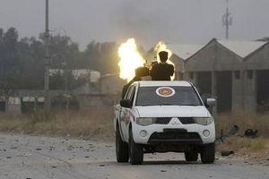 Libya: Tướng Khalifa Haftar từ chối đề xuất ngừng bắn của Pháp