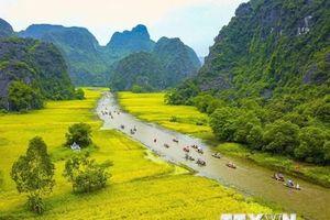 Ninh Bình xác định chiến lược quảng bá Di sản thế giới Tràng An