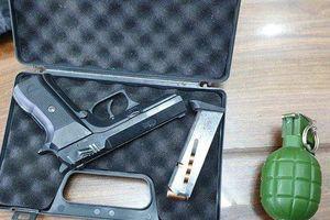Đà Nẵng: Mở rộng điều tra đường dây cá độ triệu đô có súng, lựu đạn
