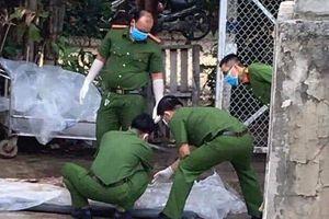 Khởi tố bị can vụ giết người phi tang xác trong thùng bê tông