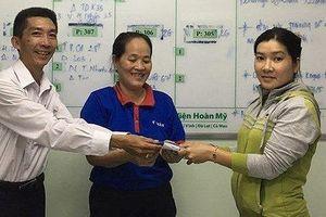 Chị lao công bệnh viện nhặt được 38 triệu đồng, trả lại người nhà bệnh nhân